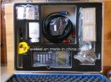 Flussometro ultrasonico portatile del flussometro ultrasonico tenuto in mano TDS-100