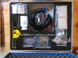 Tds-100 de handbediende Ultrasone Draagbare Ultrasone Debietmeter van de Debietmeter