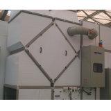 Ahorro de energía automático cabina de pintura de aerosol