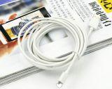 Câble usb neuf pour la synchro de caractéristiques de câble de l'iPhone 6 et chargeur pour le câble usb de micro de l'iPhone 6