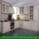 Nuevos muebles de la cabina de cocina del diseño