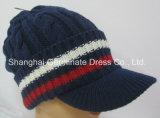 Chapéu do Beanie do cabo da forma com punho (Hjb022)