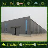 Het geprefabriceerde Moderne Pakhuis van de Logistiek voor Maleisië