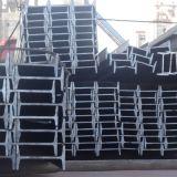 Viga laminada en caliente del acero H de la construcción de edificios