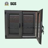 Ineinander greifen-u. Fenster-Schärpe-Kombinations-Flügelfenster-Fenster-Aluminiumflügelfenster-Fenster K03063