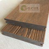 Revestimento projetado da geração nova Decking composto plástico de madeira