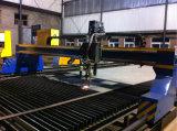 Cortadora de acero del plasma del metal de la placa resistente del CNC