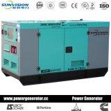 generatore diesel di 30kVA Cina Isuzu, tipo silenzioso Genset