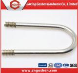 Aço inoxidável 304/316 de parafuso de B8/B8m U