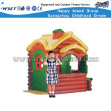 Mushroom Kids Plastic Game House pequeno parque infantil (HC-16401)