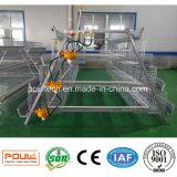 Quatro maquinaria de exploração agrícola automática da gaiola da camada da capacidade das séries 128