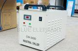 1300 * 2500 máquina do gravador do router do CNC da linha central do milímetro 4 no bom preço com dispositivo giratório na tabela de funcionamento do vácuo