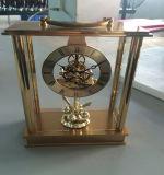 De Met de hand gemaakte Klok van uitstekende kwaliteit K8053G van het Bureau van de Luxe