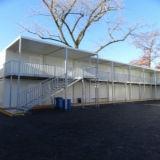 Vorfabriziertes modulares Gebäude für Wohnanwendung