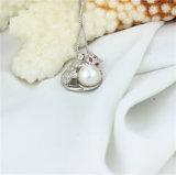 最も新しいトラの動物の整形真珠のペンダントデザイン