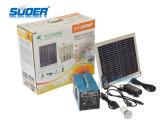 Système d'alimentation solaire neuf multifonctionnel de modèle de système d'alimentation solaire de l'énergie solaire System12V 4A avec Bluetooth (ST-B03)