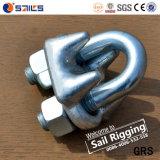 Падение G450 гальванизированное сталью выковало нас тип зажим веревочки провода