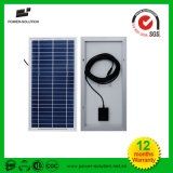 4 ampoules 6 heures de batterie au lithium 8W panneau solaire Home Lighting System for Mobile Charging Kit
