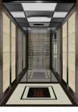 Fujizy 450-1600kg Ascenseur élévateur résidentiel à passagers économique