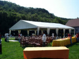 Большой роскошный шатер сени случаев на напольное венчание 10m*36m