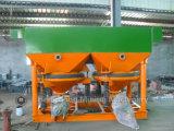 Machine Jigger à membrane à traitement minéral