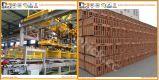 갱도 킬른 프로젝트 자동적인 만드는 시스템 벽돌 포장 기계