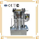 Expulsor hidráulico do petróleo de coco, máquina da imprensa de petróleo verde-oliva