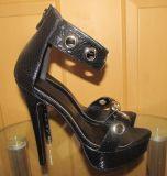 Новая сандалия женщин высокой пятки способа (HCY02-1662)