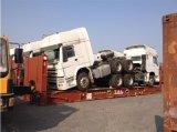 半HOWO 25tのトレーラーヘッド、336HP 6by4のトラクターのトラック(ZZ4257N3241W)