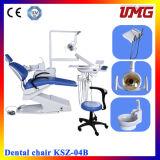 Bewegliche zahnmedizinische Stühle für Verkaufs-medizinische Instrumente