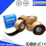 Distribuidores autorizados queridos y cinta de goma de la masilla del vinilo de los distribuidores