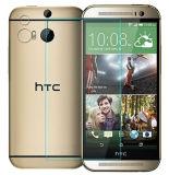caso de vidro antiexplosão da tampa da tela de 2.5D 0.3mm 9h Temepered para o telefone móvel de HTC