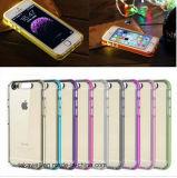 創造的なデザインiPhone 6 6s移動式カバーケースのSamsungギャラクシーノート3のための移動式ケースLEDの軽い箱