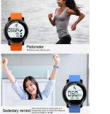 Франтовской Wristwatch Smartwatch IP67 вахты F68 делает шагомер водостотьким монитора тарифа сердца