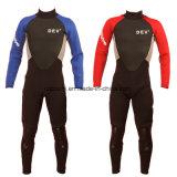 2357mm 고무 스쿠버 간결 긴 소매 내오프렌 운동복 잠수 잠수용 고무옷