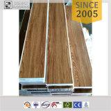 Plancher européen de vinyle de protection de l'environnement de type de couleur multi