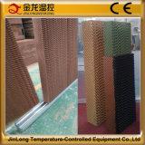 Jinlong réduisent la garniture de refroidissement de la température pour l'exploitation de matériel/élevage de volaille