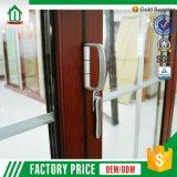Disegno di alluminio del portello di piegatura dell'entrata principale