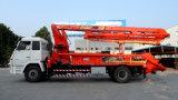 Bomba concreta montada caminhão 24m