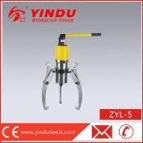 Инструментальный ящик пулера шестерни 5 тонн гидровлический (ZYL-5)