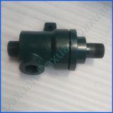 1-1/2 junção giratória de água quente/vapor de óleo quente das passagens da polegada 2