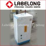Máquina de rotagem de baixo preço OPP Hot-Melt para garrafa de animais de estimação
