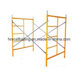 Impalcatura d'acciaio del sistema di Ringlock dell'armatura del blocco per grafici della costruzione