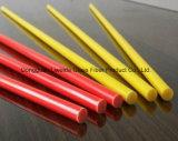 Buenos barra/Rod de la fibra de vidrio FRP GRP de la flexibilidad con el peso ligero