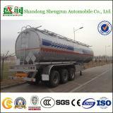 Des Straßen-Transport-3 Kraftstoff-Tanker-Preise Wellen-Becken-des Schlussteil-45000L