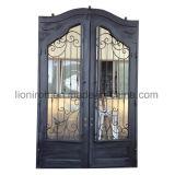 Стальной тип горячие двери дверей входа двери обеспеченностью утюга сбывания