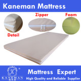 2016 Factory Wholesale OEM Customized Waterproof Foam Mattress