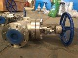 El acero inoxidable 304 CF8 300lb ensanchó válvula de globo