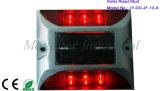 6개의 LED/도로 마커를 가진 알루미늄 태양 도로 장식 못