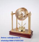Reloj de lujo vendedor superior del escritorio para el regalo K5003G de la promoción